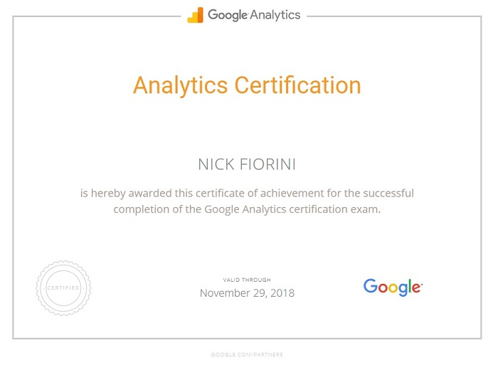 Certified Google SEO Rochester NY